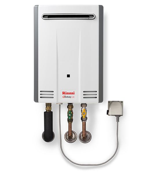 Rinnai hot water services Adelaide